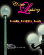 classic-light-posts-specifications-cover
