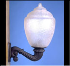 commerical outdoor wall sconce